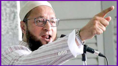 Asaduddin Owaisi Takes Dig at Centre Over EU Delegation's Visit to Kashmir, Says Nazi Lovers Are Going to Muslim Majority Valley