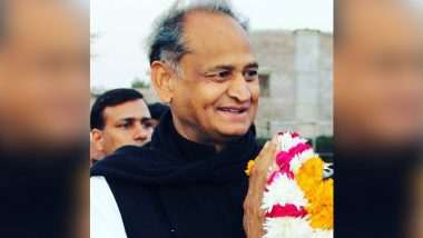 Ashok Gehlot to Be Named Rajasthan Chief Minister, Say Sources