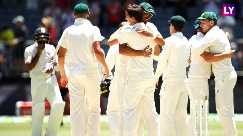 Live Cricket Streaming of India vs Australia 2018-19 Series on SonyLIV: Check Live Cricket Score, Watch Free Telecast of IND vs AUS 3rd Test Match, Day 1, on TV & Online