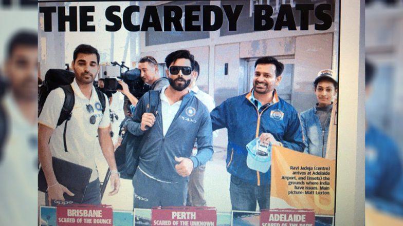 Australian Media Insult Virat Kohli-led Indian Side, Get Roasted By Fans Down Under on Social Media