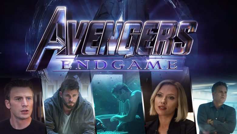 Avengers: End Game Trailer OUT: Iron Man Stuck in Space, Captain America in Tears and Twitterati Are Losing Control! WATCH Avengers 4 NOW!