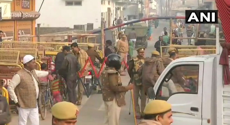 Ayodhya: Security Beefed Up After Intelligence Report of Possible Terror Attack