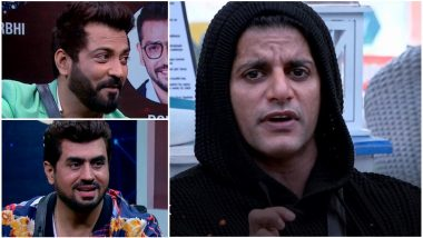 Bigg Boss 12: Manu Punjabi and Pritam Singh Create a Storm by Suggesting Inmates to Send Karanvir Bohra to Kaal Kothri – Watch Video