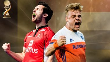 Belgium vs Netherlands, 2018 Men's Hockey World Cup Final Match Free Live Streaming and Telecast Details: How to Watch BEL vs NED HWC Match Online on Hotstar and TV Channels?