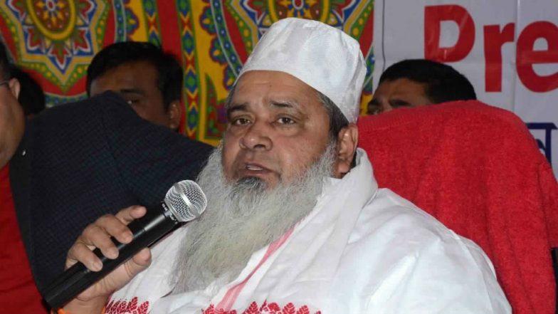Badruddin Ajmal's Faux Pas in Triple Talaq Debate: Muslim Sectarian Divide Reaches Parliament