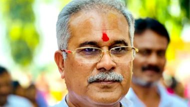 Cyclone Phethai Forces Change of Venue for CM Designate Bhupesh Baghel's Swearing-In Ceremony in Chhattisgarh