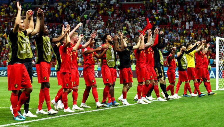 Latest FIFA Team Rankings: Belgium Tops Country-wise Standings, France Finishes Close on Second Spot