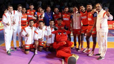 PKL 2018-19 Today's Kabaddi Matches: Schedule, Start Time, Live Streaming, Scores and Team Details of December 31 Encounters!