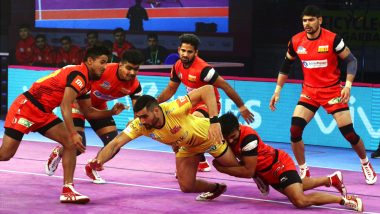 Patna Pirates vs Bengaluru Bulls, PKL 2018-19 Match Live Streaming and Telecast Details: When and Where To Watch Pro Kabaddi League Season 6 Match Online on Hotstar and TV?