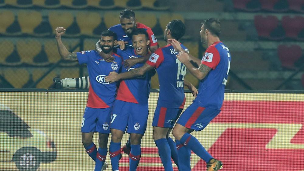 CFC vs BFC ISL 2019 Match Result: Bengaluru Beat Chennaiyin FC 3-0 to Record First Win of Indian Super League Season 6