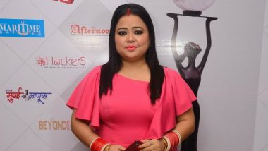 Bharti Singh Waited for Nine Months to be Part of Kapil Sharma's Show