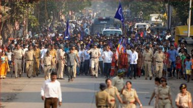 Bhima Koregaon: Dalits to Celebrate 201st Anniversary of Battle of Koregaon on January 1; Additional Forces Deployed, Social Media Monitored