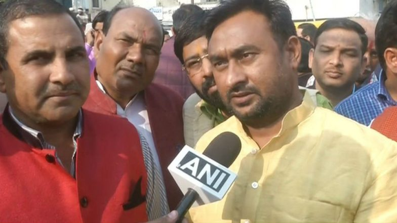 Bulandshahr BJP MP Bhola Singh Blames Ijtema For Chaos and Violence Which Killed Inspector Subodh Kumar
