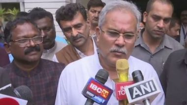 Chhattisgarh CM Designate Bhupesh Baghel Says 'Naxalism Serious Problem, Can't be Solved Instantly'