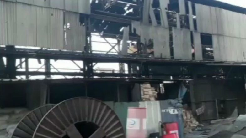 Dadra And Nagar Haveli: Blast at Krishna Steel Company in Silvassa, Three Labourers Killed
