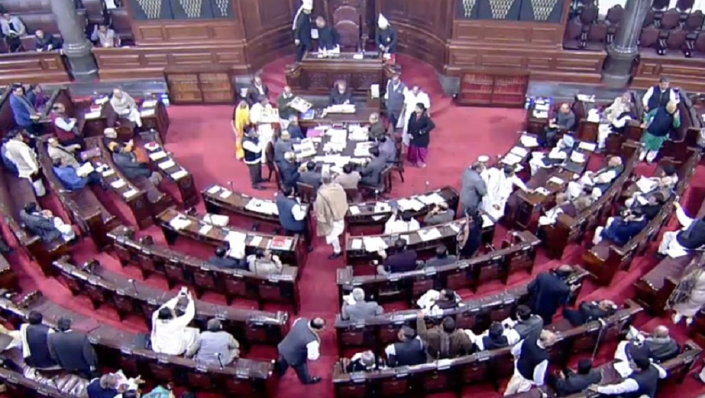 Citizenship (Amendment) Bill 2019 to Be Tabled in Rajya Sabha on Wednesday at 2 PM