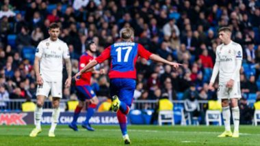 CSKA Moscow vs Real Madrid, UEFA Champions League 2018-19 Match Highlights: Russian Club Defeats Spanish Giants 3-0  in In Exciting Thriller