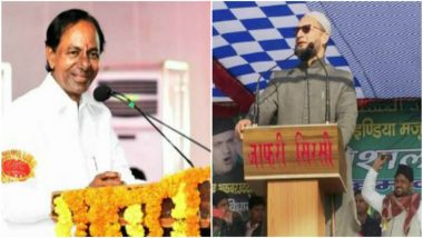 Telangana Assembly Elections 2018 Results: K Chandrasekhar Rao, Asaduddin Owaisi Friendship is Now 'Full-fledged Partnership'
