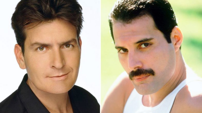 World AIDS Day 2018: Charlie Sheen, Freddie Mercury and Other Celebrities Who Had HIV/ AIDS