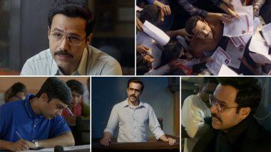Cheat India Trailer: Emraan Hashmi 'Khiladi Hai.. Khel Raha Hai'! The Actor Impresses Us as Rakesh Singh