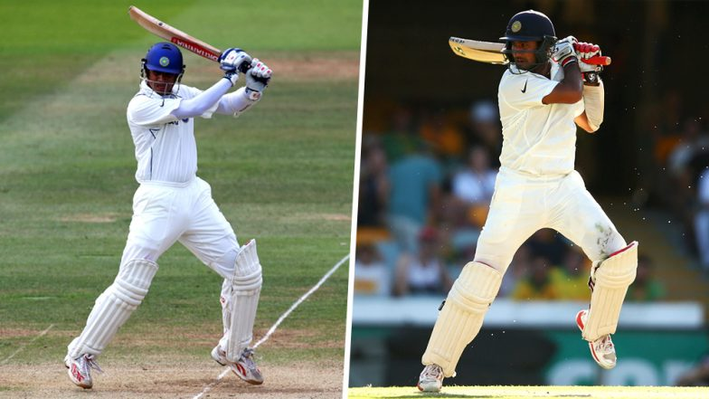 Cheteshwar Pujara vs Rahul Dravid: 'New Wall' Outperforms the Former in India-Australia Tests?