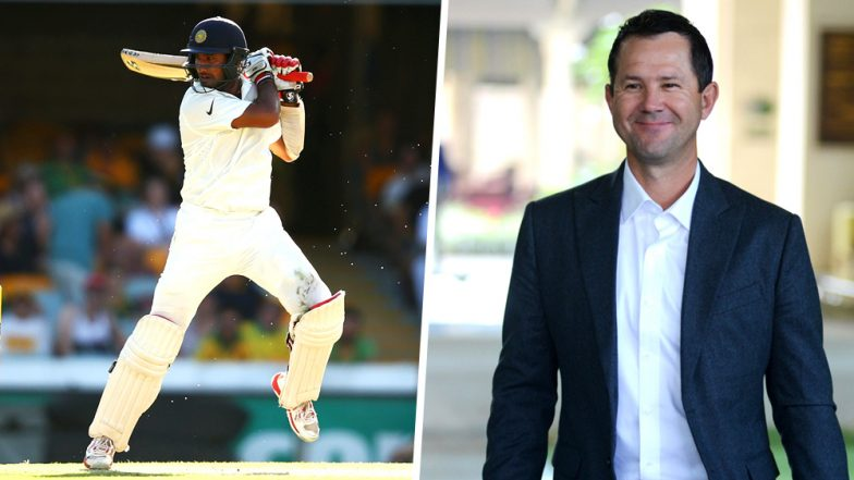 Cheteshwar Pujara's 'Slow' Century Can Be Make or Break for India in Third Test, Says Former Australia Captain Ricky Ponting