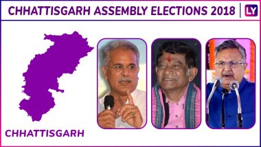 Bilaigarh, Kasdol, Baloda Bazar, Bhatapara, Dharsiwa, Raipur Rural Elections Results Live News Updates: Raipur Rural Chhattisgarh Assembly Election 2018 Results
