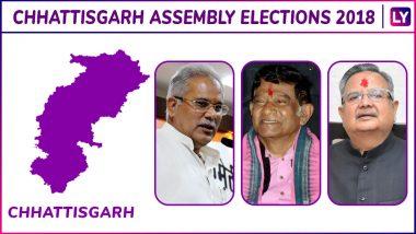Beltara, Masturi, Akaltara, Janjgir Champa, Sakti, Chandrapur Elections Results Live News Updates: Chandrapur Chhattisgarh Assembly Election 2018 Results