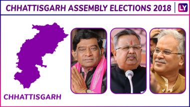 Raipur City West, Raipur City North, Raipur City South, Arang, Abhanpur, Rajim Elections Results: Check Here For Winners List