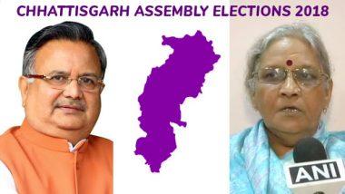 Rajnandgaon Vidhan Sabha Election Results: BJP's Dr Raman Singh Wins Rajnandgaon Seat