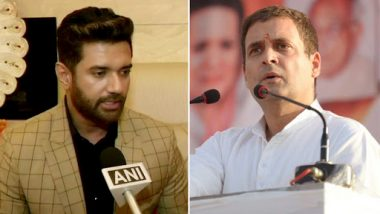 BJP Got Tangled in Temple, Rahul Gandhi Won Focusing on Farmers: Chirag Paswan