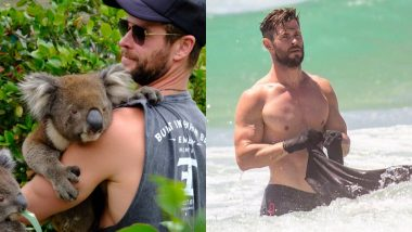 Chris Hemsworth's Workout Regime Is Not For The Faint-Hearted! Watch Video