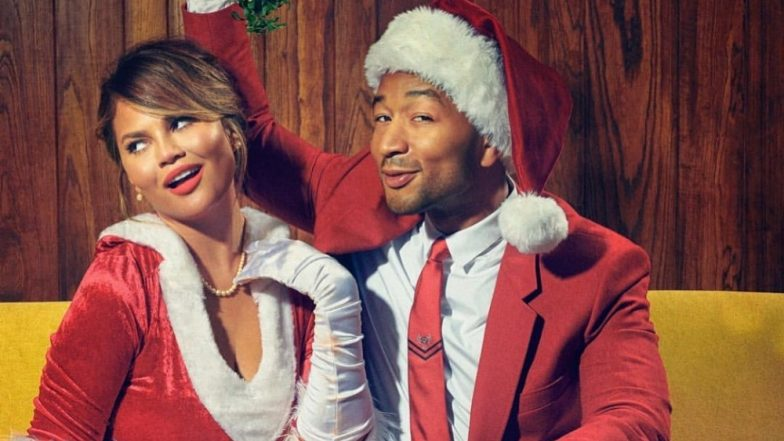 Chrissy Teigen Will Not Let John Legend Workout And The Reason Is Actually Kinda Cute