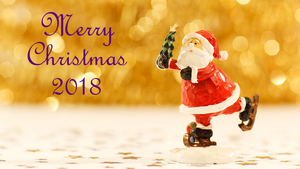 Santa Claus And Happy Holidays Whatsapp Stickers Best Xmas Images