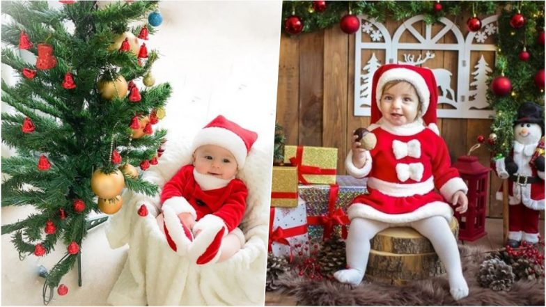 Christmas 2018 Costume Ideas: How to Dress Your Kid as a Santa Claus (See Pics and Video Tutorial)