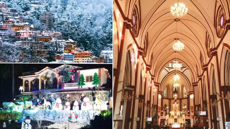 Christmas 2018: Travel to These Places in India to Revel in Christmas Festivities in The Country