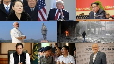 Top International Headlines of 2018: From Donald Trump to Kim Jong Un to Jamal Khashoggi - All Important News That Made Waves Around The World This Year