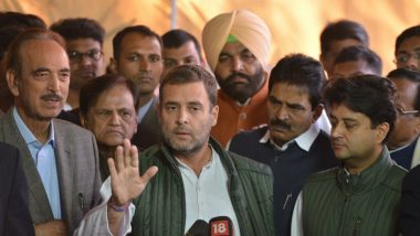 Rahul Gandhi Takes Swipe at BJP, Says 'Congress Woke Up Governments in Gujarat, Assam, Will Wake Up PM Modi Soon'