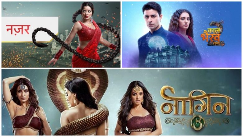 Nazar, Naagin 3, Kaal Bhairav Rahasya 2: Supernatural Shows That Enthralled the Audience in 2018!