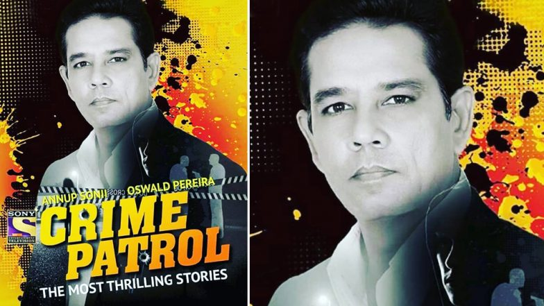 Crime Patrol, Sony TV's Hit Show, Is Now A Book! Co-Authors Are Annup Sonii and Oswald Pereira!
