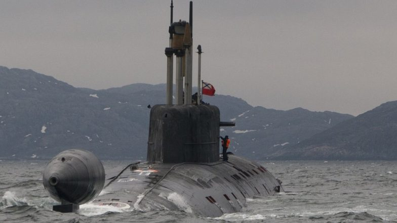 India Inches Closer to Inking Rs 23,000 Crore Deal with Russia To Get Akula Class Nuclear Submarine on Lease