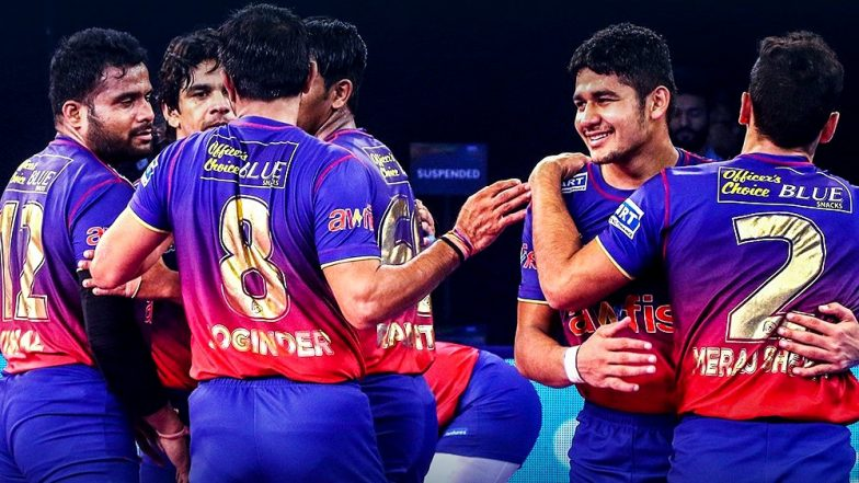 PKL 2018-19 Today's Kabaddi Matches: Schedule, Start Time, Live Streaming, Scores and Team Details of December 06 Encounters!