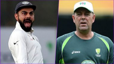 Virat Kohli Finds Unexpected Support From Darren Lehmann! Former Australia Coach Calls Indian Captain 'Excitable Character'