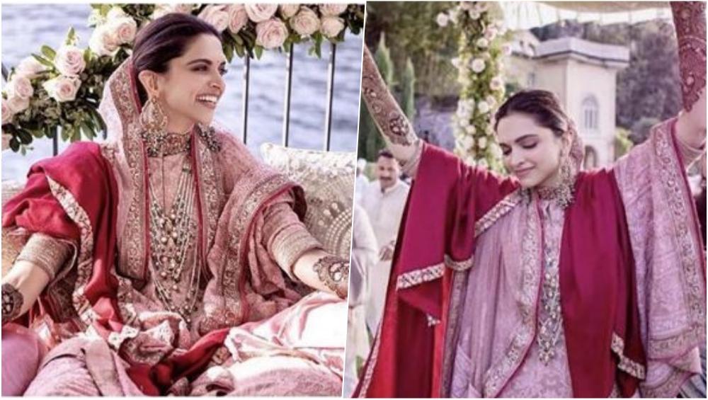Deepika Padukone's Complete Wedding Lookbook: From ...