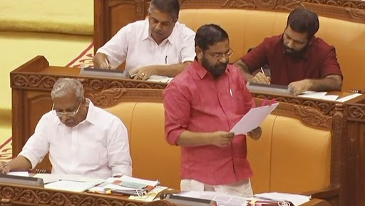 Sabarimala Temple Row: Kerala Minister Kadakampally Surendran Compares Congress With BJP, Says Both Trying To Save Vote Bank for 2019