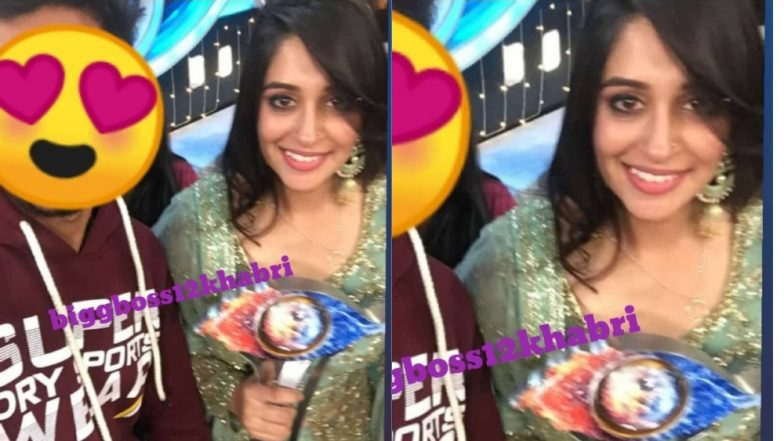 Bigg Boss 12: Here's The First Picture Of Dipika Kakar With The