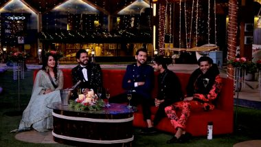 Bigg Boss 12 Grand Finale: Dipika Kakar-Sreesanth Give A Cute Performance, Salman Khan Shakes A Leg With The Housemates