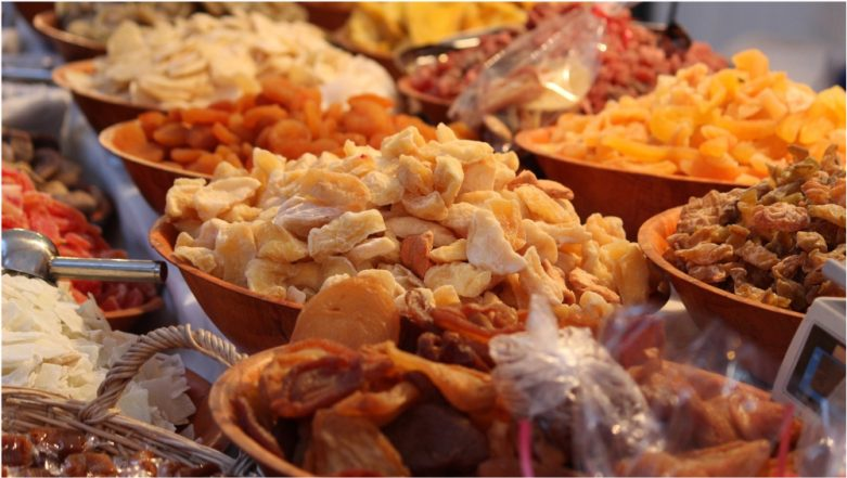 Health Benefits of Dried Fruits: Dates, Apricots are Better Than Starchy Foods for Lowering Diabetes