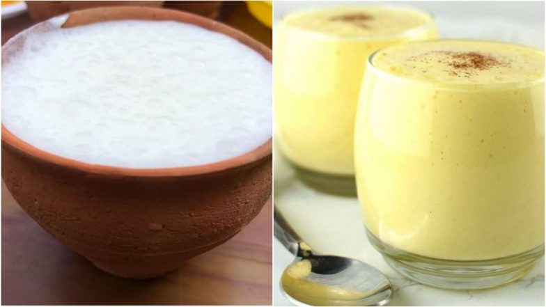 Health Benefits of Lassi: Author of 'Lassis of India' Says Drink Lassi for Good Health