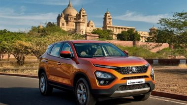 Tata Harrier 2019 Images, Specifications & Features Listed Online on Official Website Ahead of India Launch